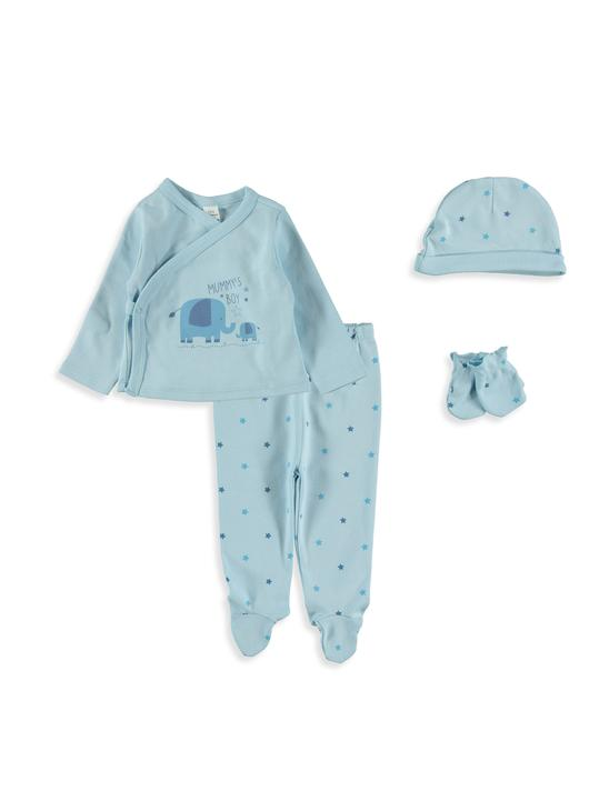 BLUE - Newborn Set - 7Y3874Z1