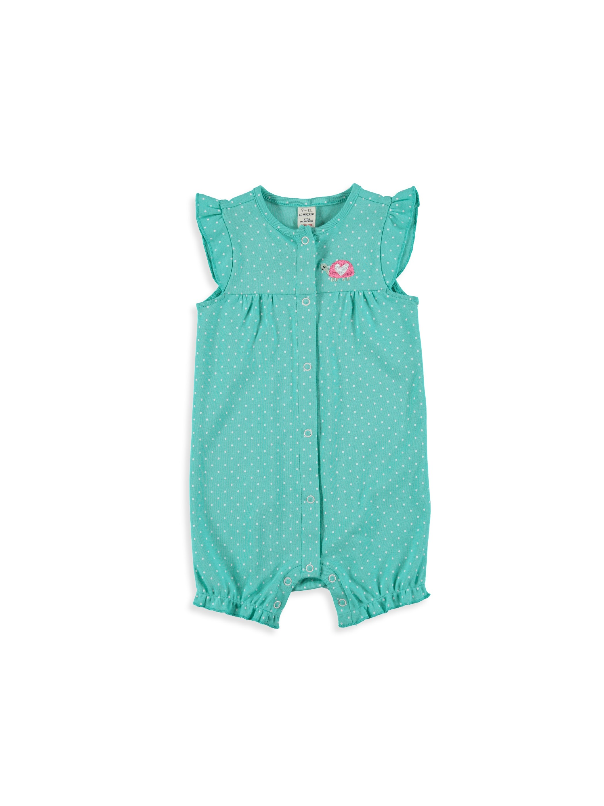GREEN - Jumpsuit - 7Y3729Z1