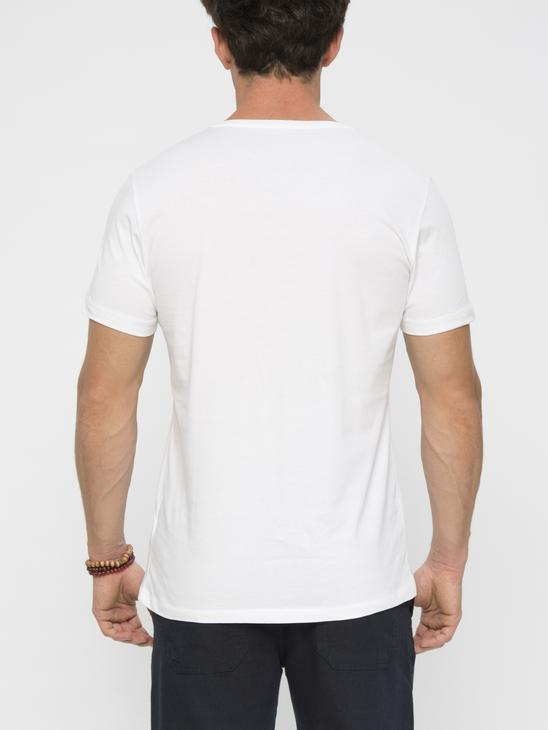 WHITE - T-Shirt - 6YH934Z8