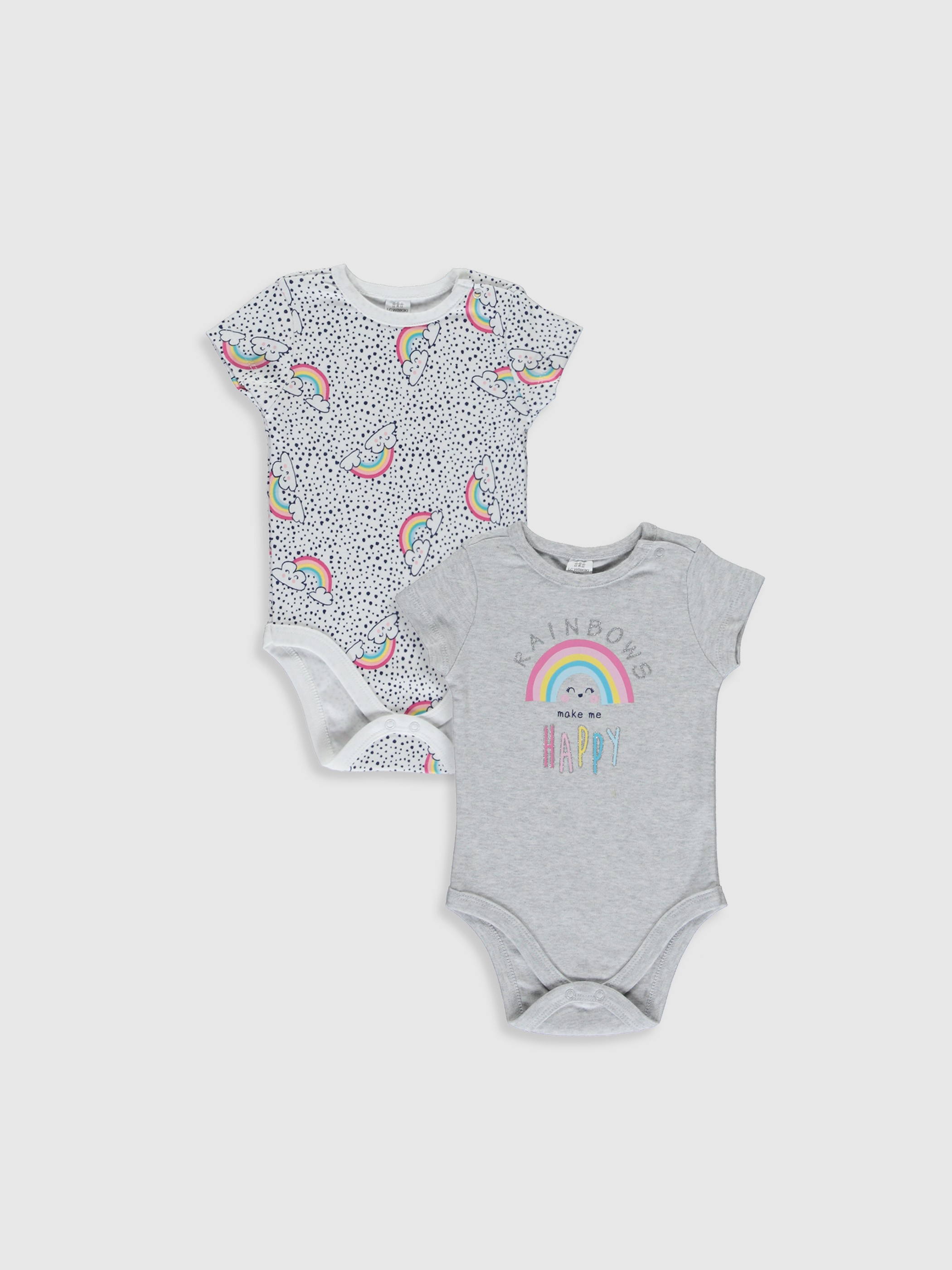 GREY - Bodysuit - 9WK376Z1