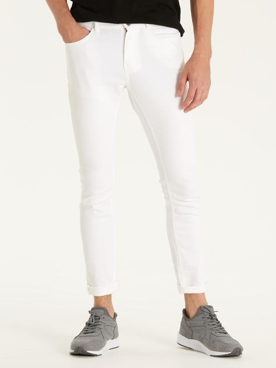WHITE - Trousers - 9SY444Z8