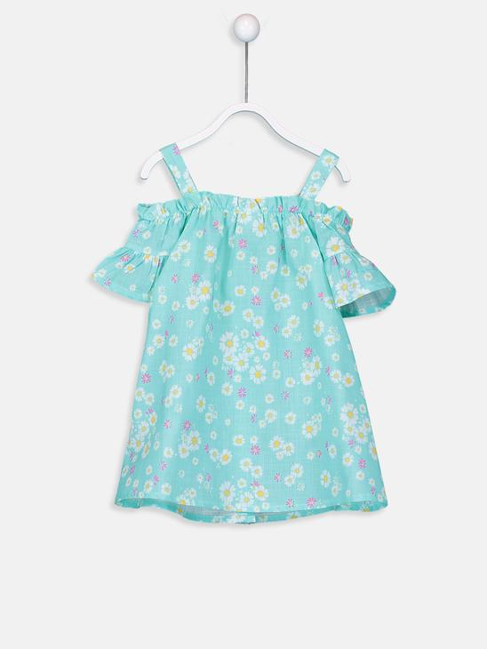 TURQUOISE - Dress - 9SY604Z1