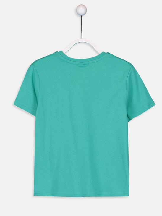 TURQUOISE - T-Shirt - 9SY701Z4