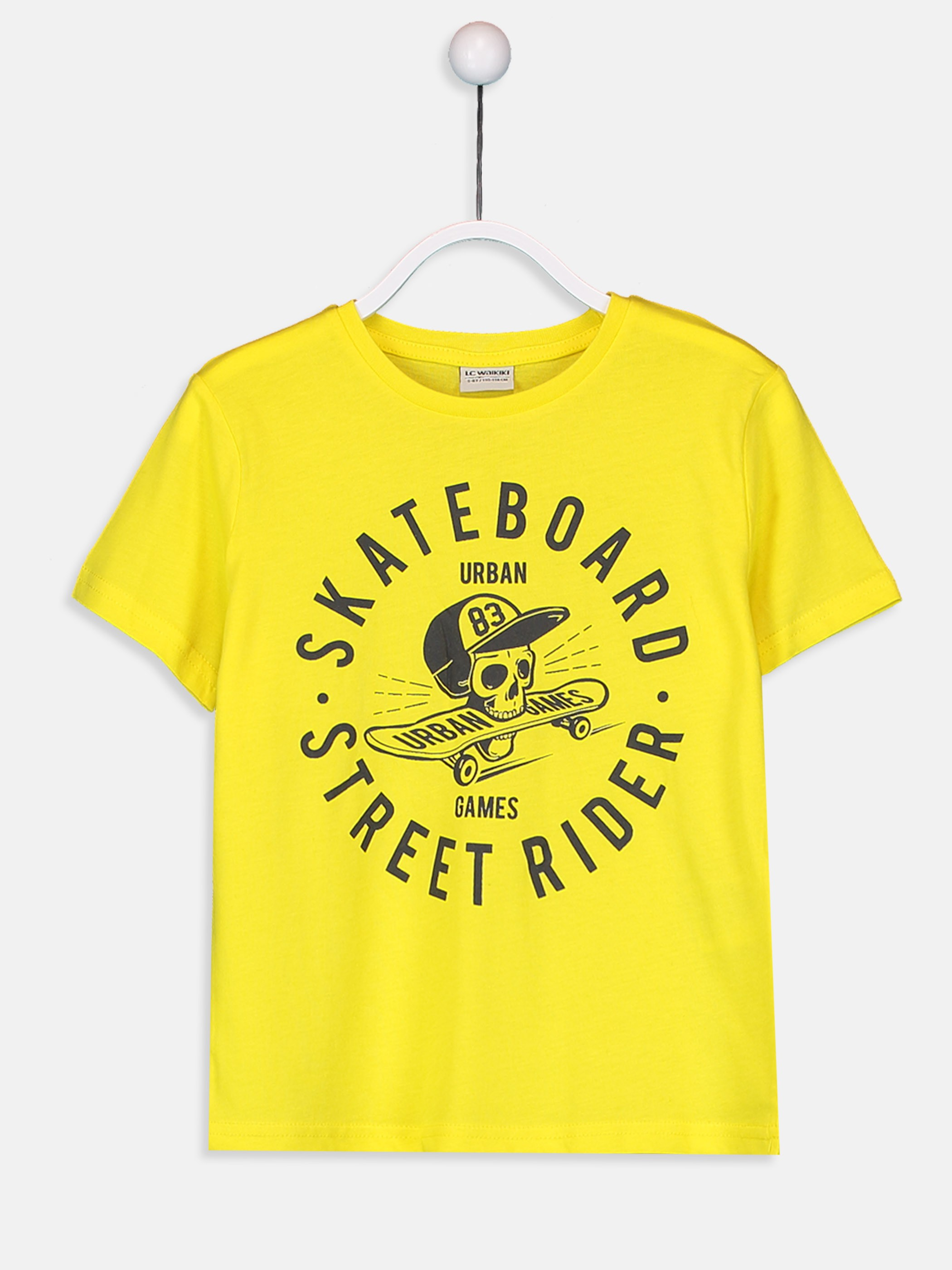 YELLOW - T-Shirt - 9SY707Z4
