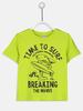 GREEN - T-Shirt - 9SY697Z4