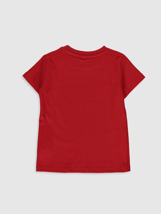 RED - T-Shirt - 0S0709Z1