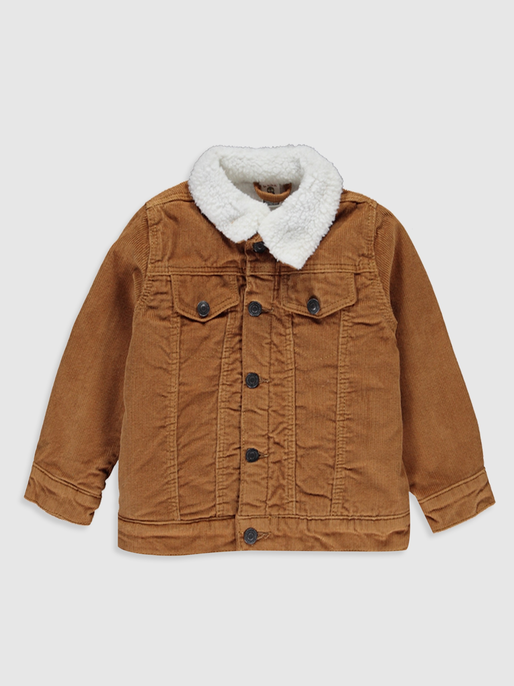 BROWN - Jacket - 9WL647Z1