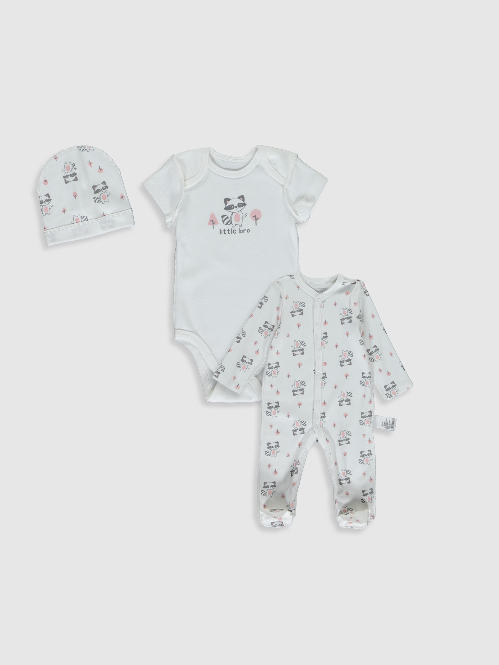 ECRU - Newborn Set - 9WL735Z1
