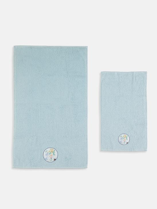 BLUE - Kids Towel - 9WL450Z8