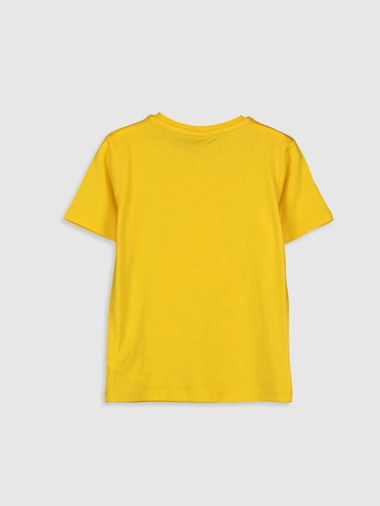 YELLOW - T-Shirt - 9SA174Z4