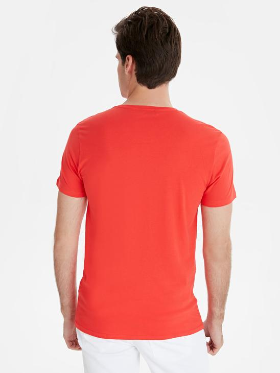 RED - T-Shirt - 9SY902Z8