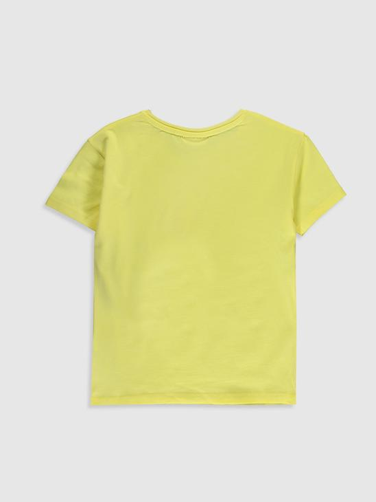 YELLOW - T-Shirt - 9SA227Z4