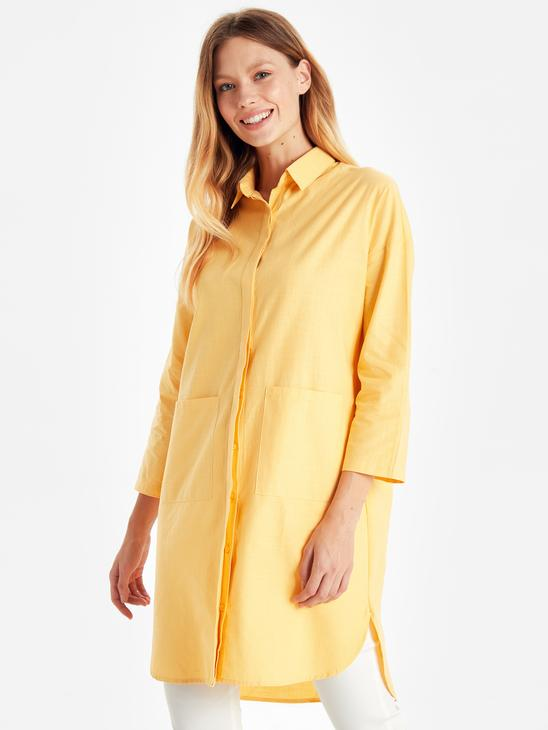 YELLOW - Tunic - 9SA575Z8