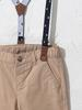 BEIGE - Boy Shorts and Trousers Strap - 0SR587Z4