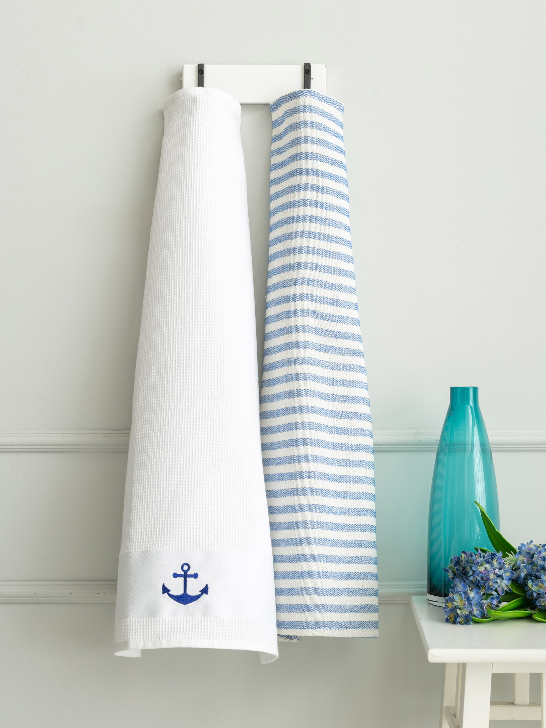 NAVY - 2-pack Drying Towel - 0SS194Z8