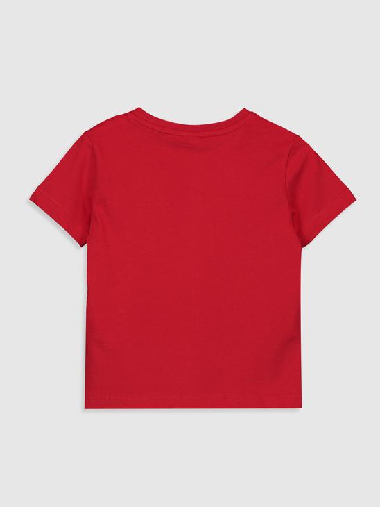 RED - T-Shirt - 0SS521Z4