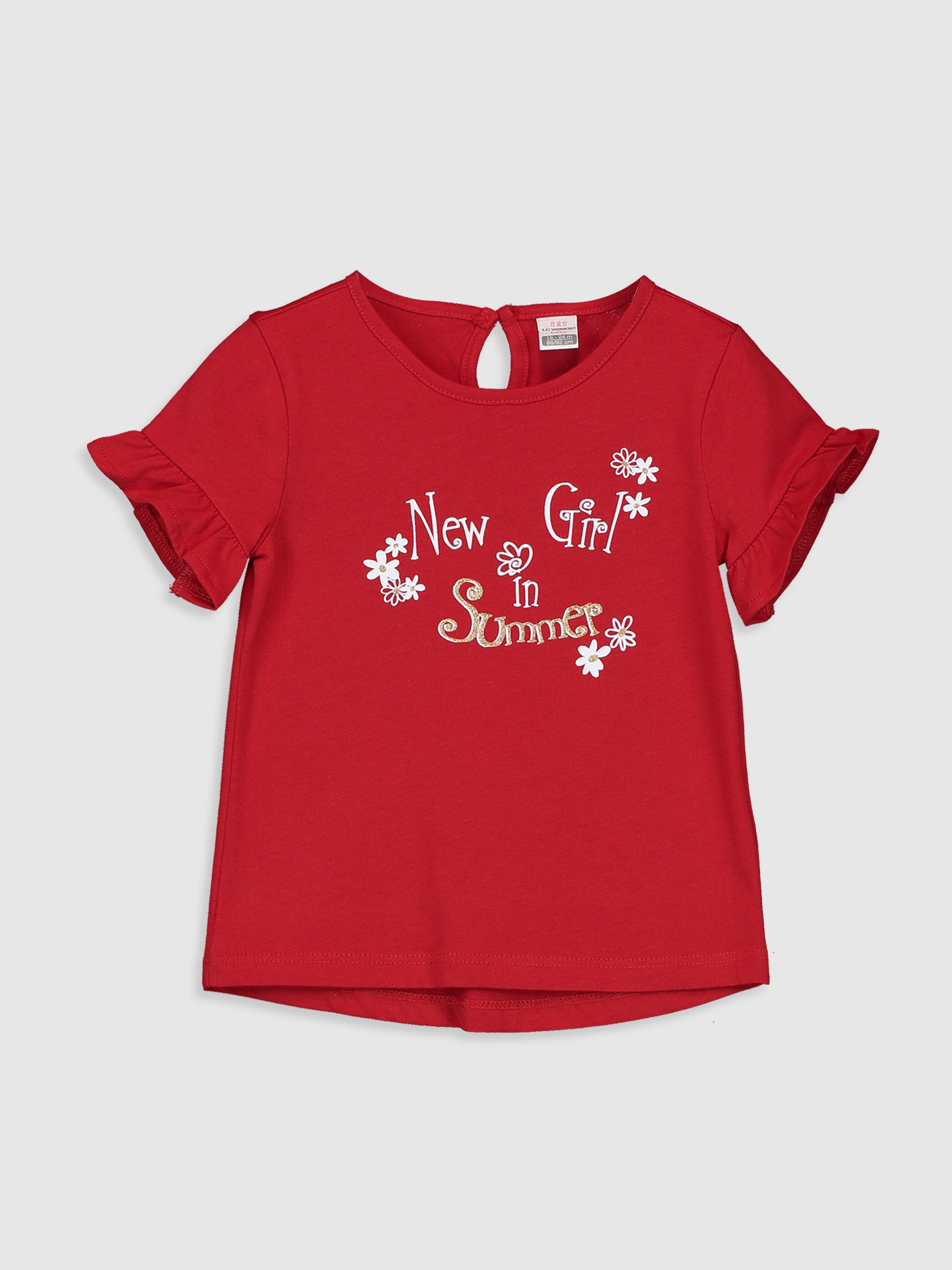 RED - T-Shirt - 0SV108Z1