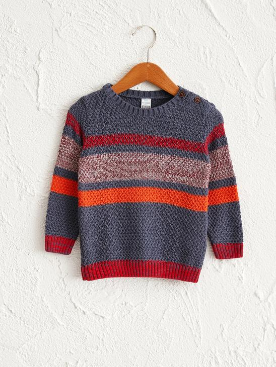 RED - Baby Boy's Tricot Jumper - 0WH251Z1