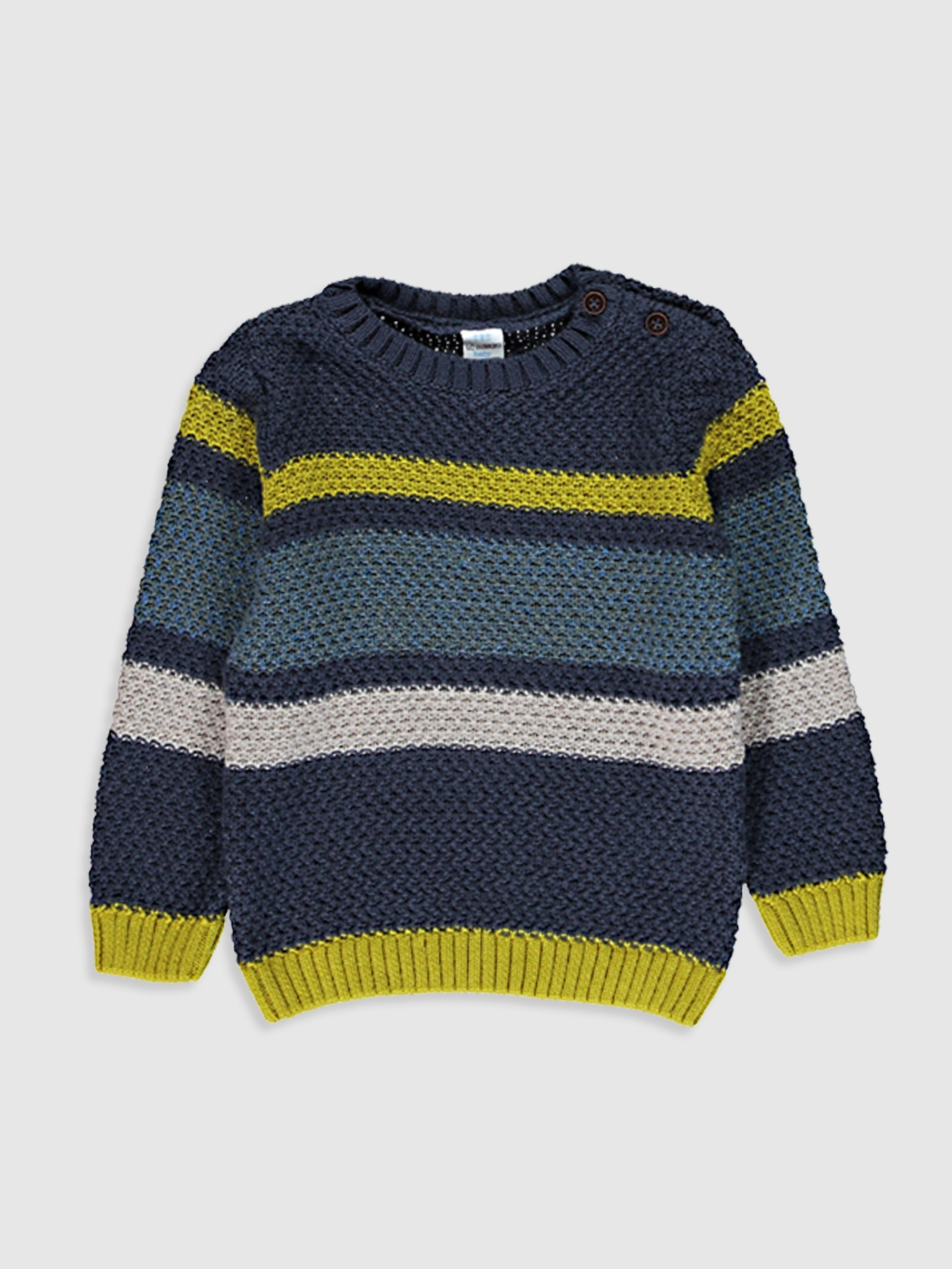 YELLOW - Baby Boy's Tricot Jumper - 0WH251Z1