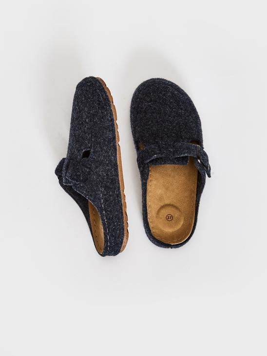 NAVY - Women's Home Slippers - 0WHR25Z8
