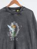 ANTHRACITE - Tinker Bell Printed Sweatshirt Mother and Daughter Matching - 0WHK18Z8