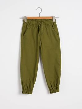 GREEN - Boy's Jogger Trousers
