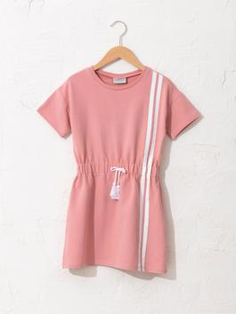 PINK - Girl's Basic Dress