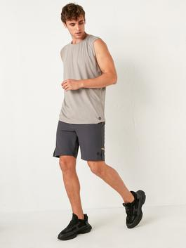GREY - Active Sport Standard Fit Shorts