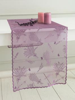 PURPLE - Lace Detailed Runner - S1BL66Z8