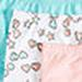3-pack Girl's Cotton BoxersPINK