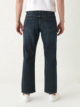 INDIGO - 790 Relaxed Fit Men's Jeans - S14186Z8