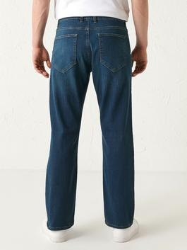 INDIGO - 790 Relaxed Fit Men's Jeans - S14214Z8