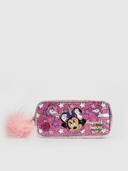 PINK - Girl Minnie Mouse Licensed Pen Holder