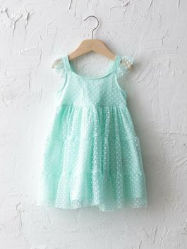 TURQUOISE - Dress - S1BF84Z1