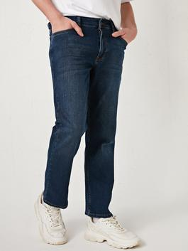 INDIGO - 790 Relaxed Fit Men's Jeans - S14162Z8