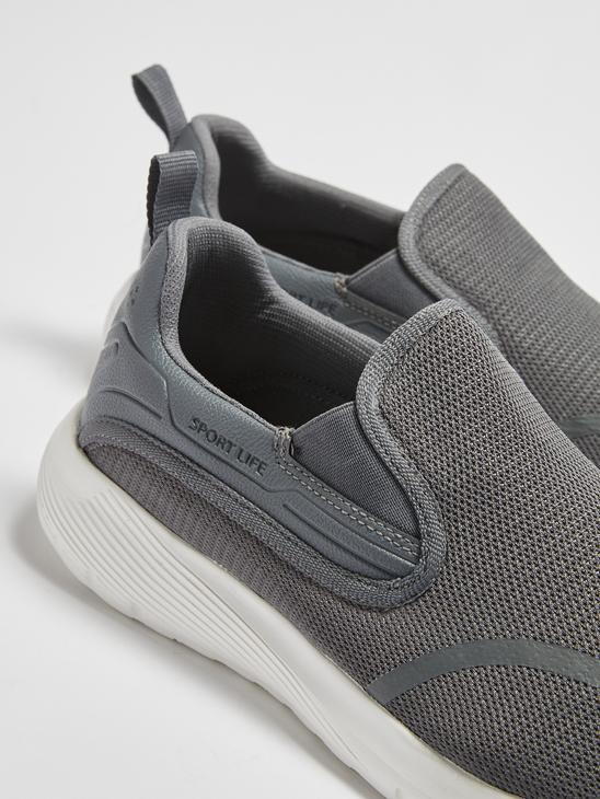 GREY - Training Shoes - S13709Z8