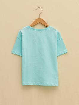 TURQUOISE - T-Shirt - S1GQ63Z4