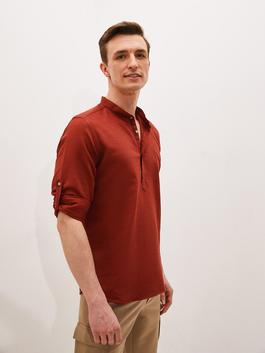 RED - Shirt - S12925Z8