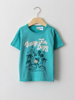 TURQUOISE - T-Shirt - S1GB58Z1