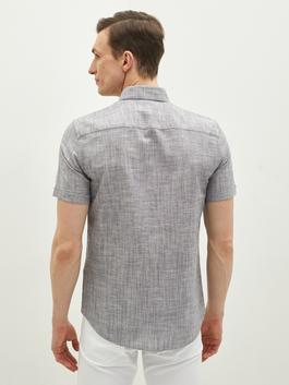 ANTHRACITE - Shirt - S1KD85Z8