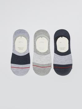 MIX - Invisible Socks - S1KN91Z8
