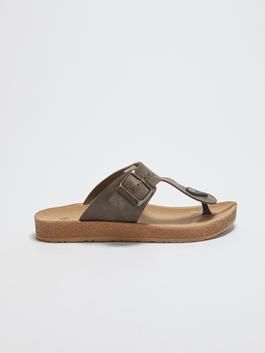 BROWN - Slippers - S1CT16Z8