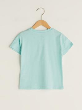 TURQUOISE - T-Shirt - S12484Z1