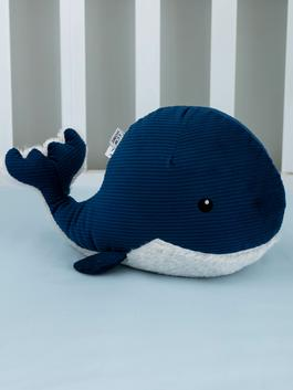 BLUE - Baby Throw Pillow - S1IY27Z1