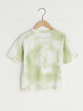 GREEN - T-Shirt - S1GY34Z1