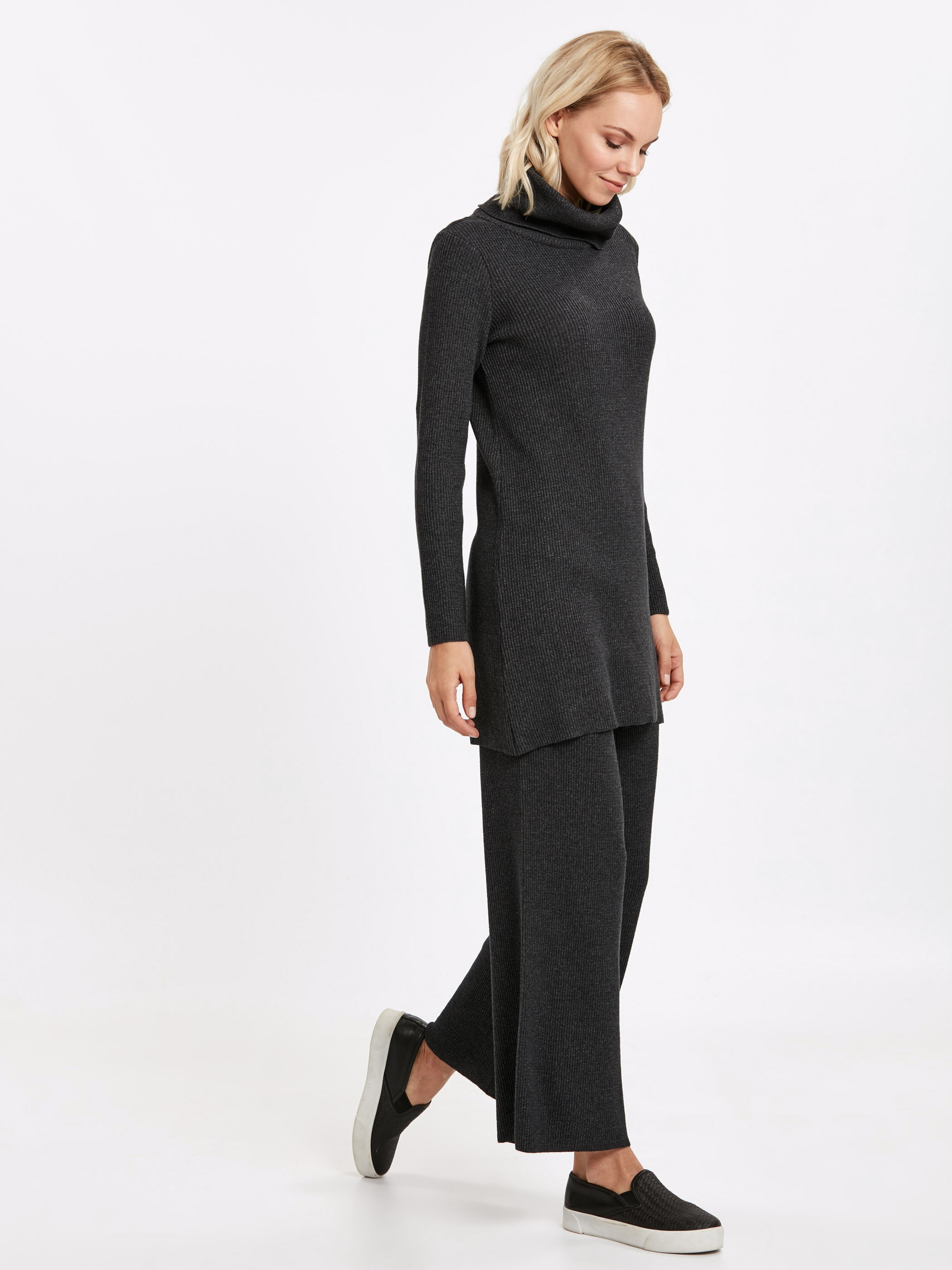 ANTHRACITE - Trousers - 8W3603Z8