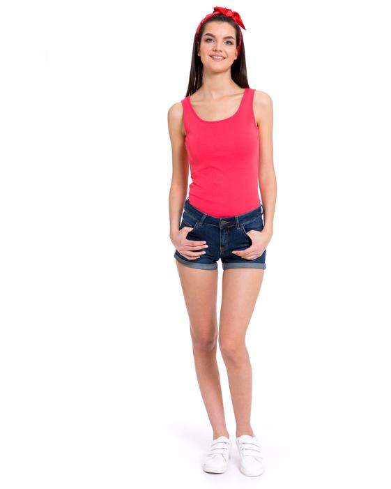 RED - Tank Top - 8S1700Z8