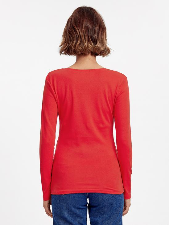 RED - T-Shirt - 8W3479Z8