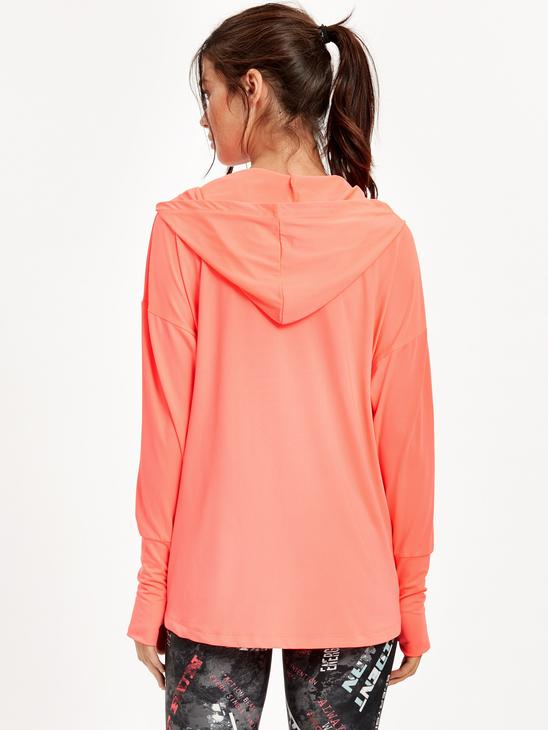 CORAL - Cardigan Track Top - 8WH123Z8
