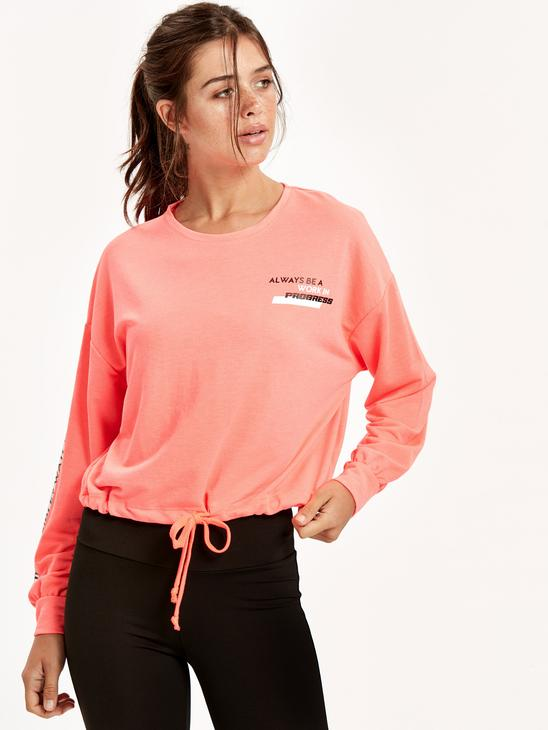 CORAL - T-Shirt - 8WH115Z8